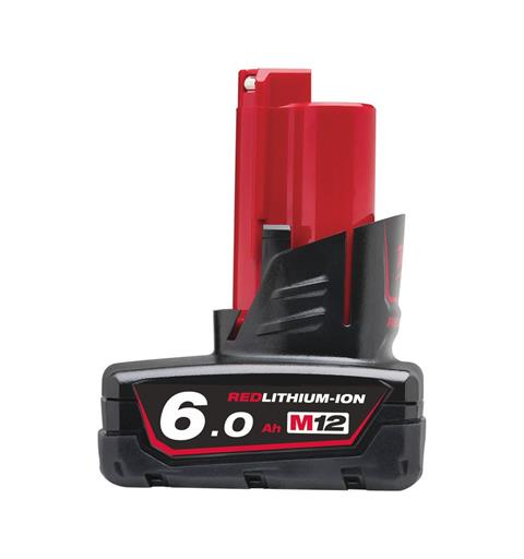 BATTERI M12 B6 6,0AH Milwaukee